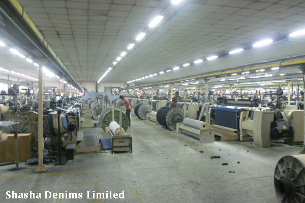 Shasha Denims Limited - Denim Manufacturers in Bangladesh