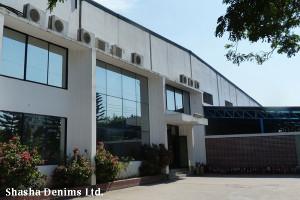 Shasha Denims Ltd. - Classical Indigo Denim Manufacturer.