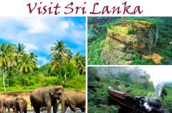 Sri Lanka Package Tour from Bangladesh