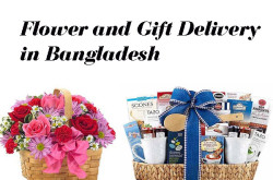 Flower and Gift Delivery in Bangladesh