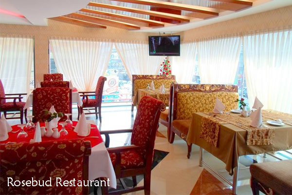 Rosebud Restaurant, Gulshan-1, Dhaka