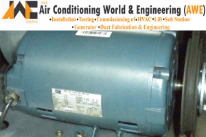 Air conditioner world & Engineering Ltd. (AWE)
