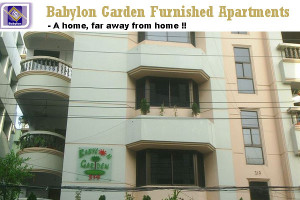 Furnished Apartments - Baridhara DOHS Dhaka.