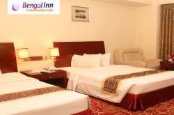 Bengal Inn - Hotel in Gulshan 1 Dhaka, Bangladesh.