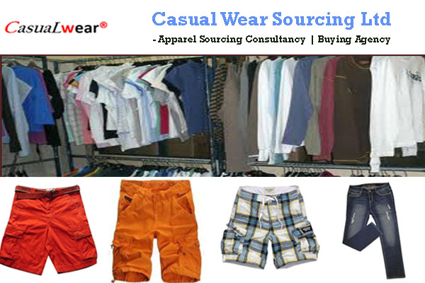 Casual Wear Sourcing Ltd - A fast growing buying office in