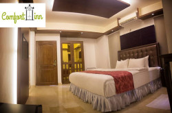 Comfort Inn Dhaka - A Luxurious Business Boutique Hotel