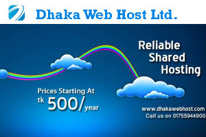 Dhaka Web Host Ltd.