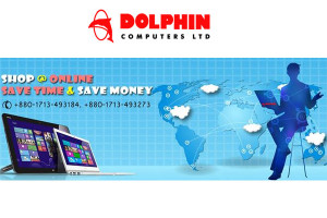 Dolphin Computers Ltd - online shopping portal for IT and IT enabled products.