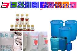 EXSIM fabricator - Textile, Pharmaceuticals and Industrial Chemicals