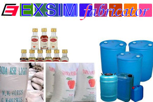 EXSIM fabricator - Textile, Pharmaceuticals and Industrial Chemicals