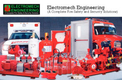 Electromech Engineering - Fire Safety and Security Solutions - Dhaka, Bangladesh