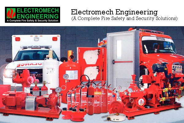 Electromech Engineering Fire Safety And Security