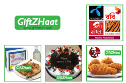 GiftZ Haat - Send Gift to Bangladesh