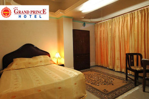 The Grand Prince Hotel - Mirpur, Dhaka, Bangladesh.