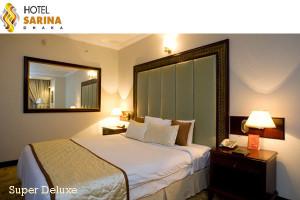 Hotel Sarina Dhaka – Super Deluxe Room