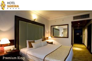 Hotel Sarina Dhaka – Premium King Room