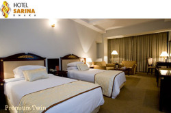 Hotel Sarina Dhaka – Premium Twin Room