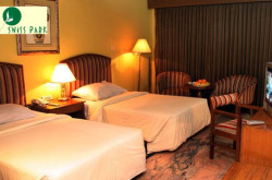 Swiss Park - business class budget hotel in Banani, Dhaka.