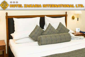 Hotel Zakaria International Ltd - Dhaka, Bangladesh.