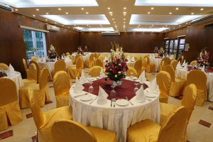 Party Room & Meeting Room at Hotel Nascent Gardenia Suites, Dhaka.