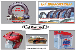 NEERA AUTO Industries Limited - Motorcycle, Tire, Car Parts & Accessories