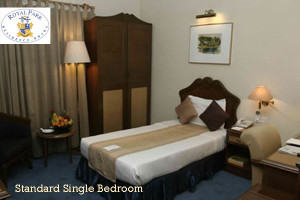 Standard Single Bedroom