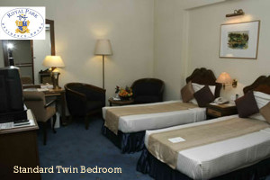 Standard Twin Bedroom