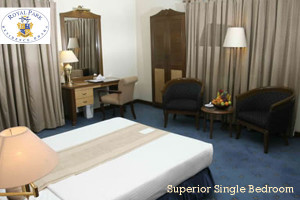 Superior Single Bedroom