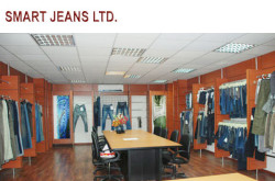 Smart Jeans Limited - Denim manufacturing factory Chittagong