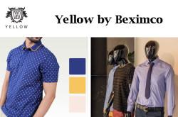 YELLOW - Fashion clothing