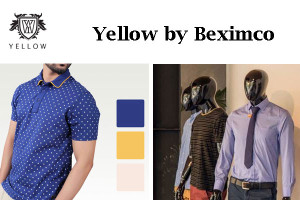 YELLOW - Fashion clothing