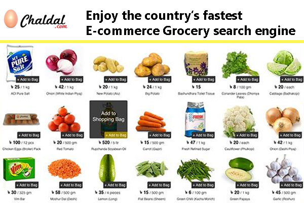 Chaldal - Online Grocery Shop in Bangladesh