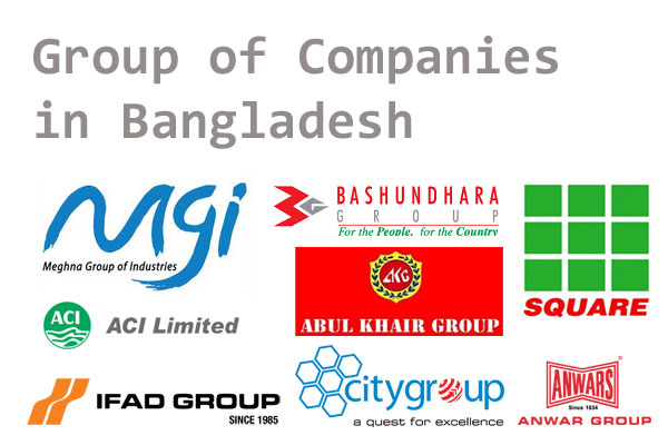 Group of Companies in Bangladesh