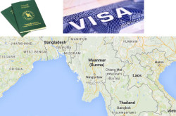 Supporting Documents for Thailand VISA from Bangladesh