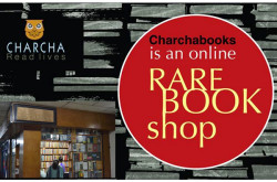 Charcha is an online book store in Dhaka, Bangladesh.