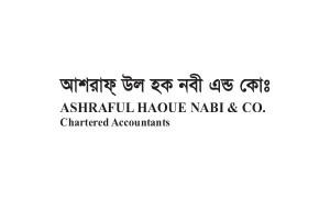 ASHRAFUL HAQUE NABI & CO. - Chartered Accountants