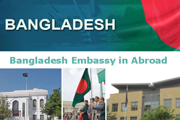 Bangladesh Embassy in Abroad