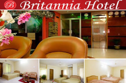 Britannia Hotel - A 3 star hotel in Sylhet city center.