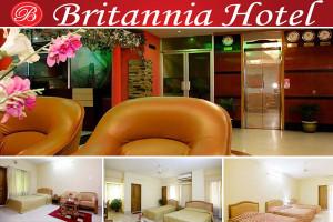 Britannia Hotel - A 3 star hotel in Sylhet city center.