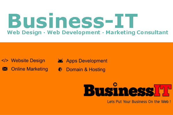 Business-IT : Web Design, Web Development, Marketing Consultant.