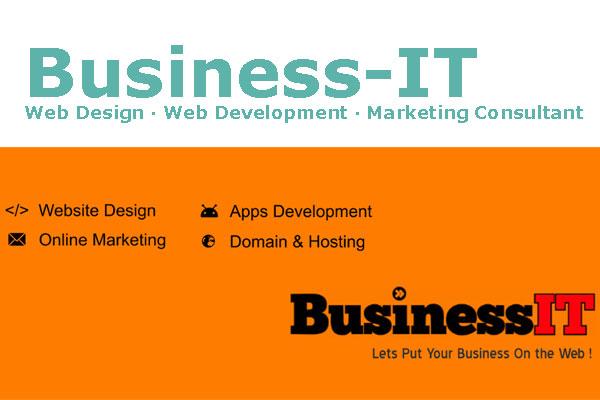 Business-IT : Web Design, Web Development, Marketing Consultant.
