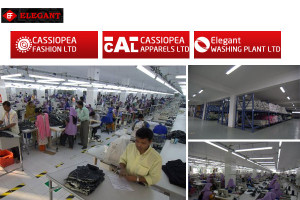 Elegant Group - Apparel Manufacturer in Bangladesh