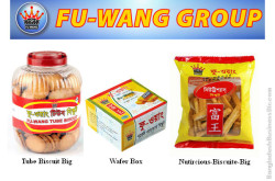 Fu-Wang Foods Ltd - Biscuits and Wafer Box