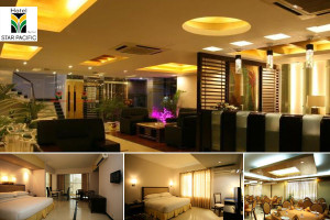 Hotel Star Pacific - Sylhet, Bangladesh.
