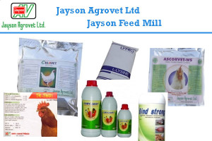 Jayson Agrovet Ltd - Veterinary Medicines, Vaccines, Feed Premixes, Feed Additives and Animal FeedMill
