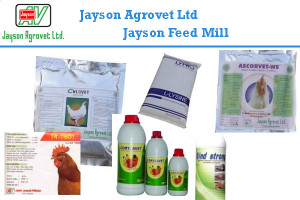 Jayson Agrovet Ltd - Veterinary Medicines, Vaccines, Feed Premixes, Feed Additives and Animal Feed
