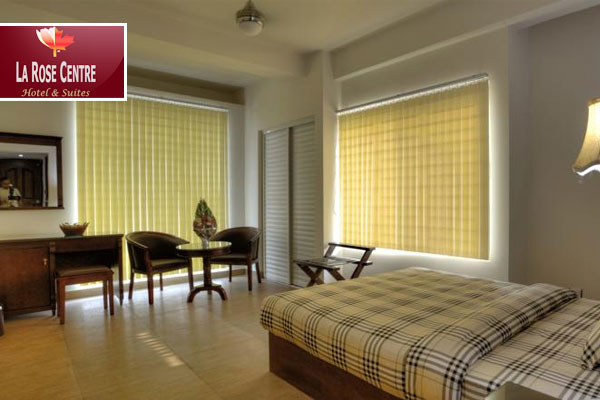 La Rose Hotel - 4 star hotel in the heart of the holy city Sylhet.