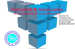Rahamat & Associates : Income Tax Consultancy, Accounts & Audit and more.
