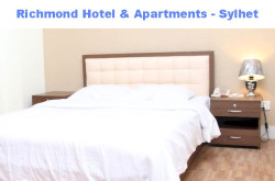 Richmond Hotel and Apartments - Sylhet, Bangladesh