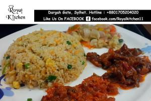 Royal Kitchen Restaurant, Sylhet